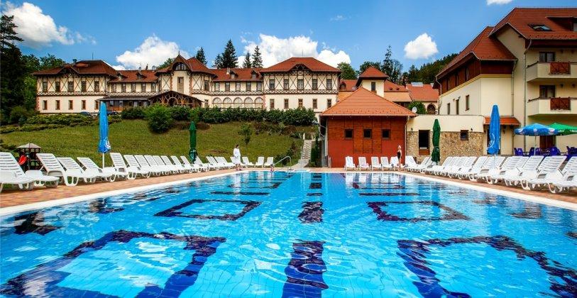 Erzsébet Park Hotel*** - Parádfürdő