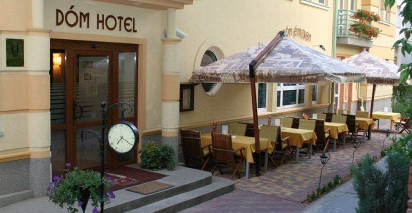 Dóm Hotel**** - Szeged