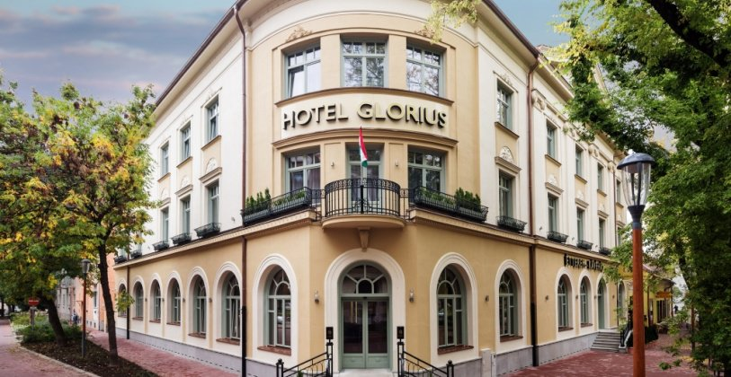 Grand Hotel Glorius**** - Makó