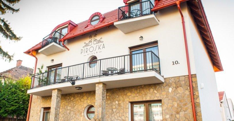 Piroska Villa - Hévíz