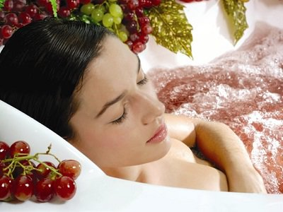 Különleges wellness ajánlatok: Vinoterápia