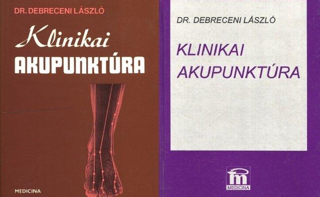 Dr. Debreceni László - Az akupunktúráról