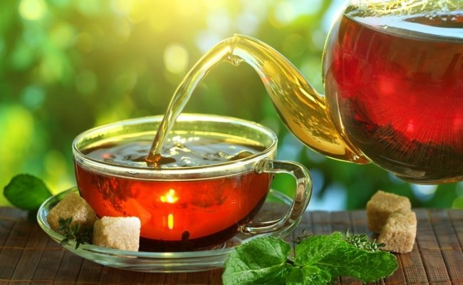 Egy csésze tea mindig jól esik!