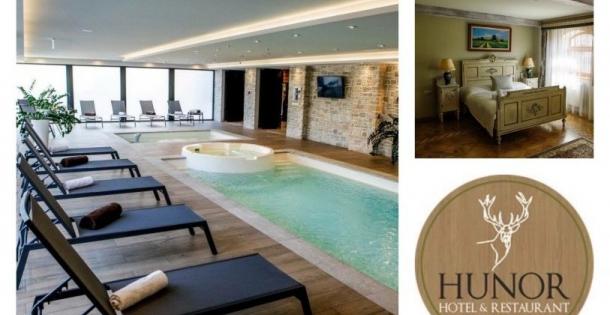 Hunor Hotel és Étterem - Hétközi wellness csomag