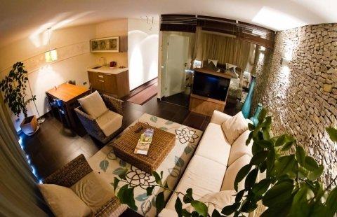 Premium Suite (2 hálószoba + nappali, szauna)