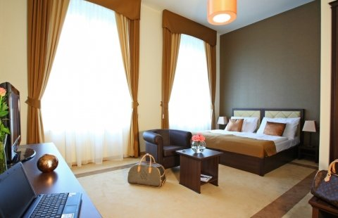 Executive kétágyas szoba (Ipoly Residence szárny)