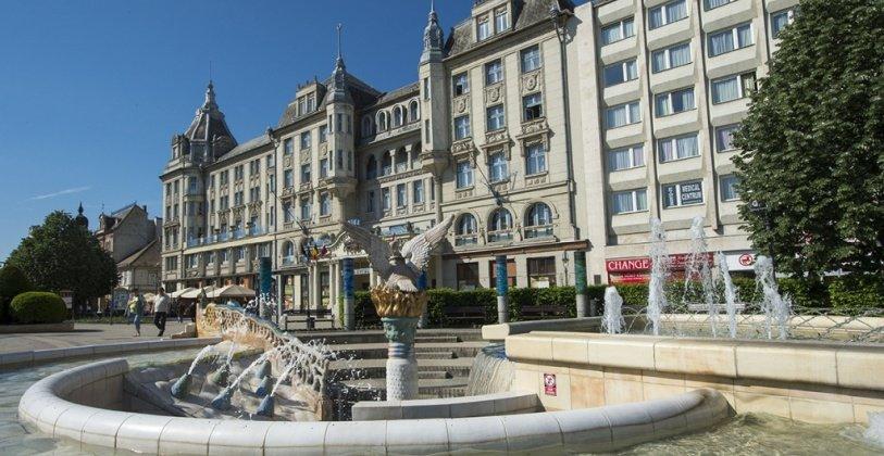 Grand Hotel Aranybika*** - Debrecen