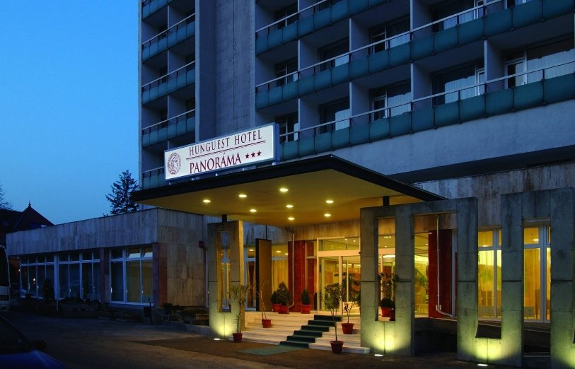 Hunguest Hotel Panoráma - Hévíz