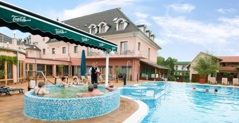 Thermál Hotel Szivek - Berekfürdő