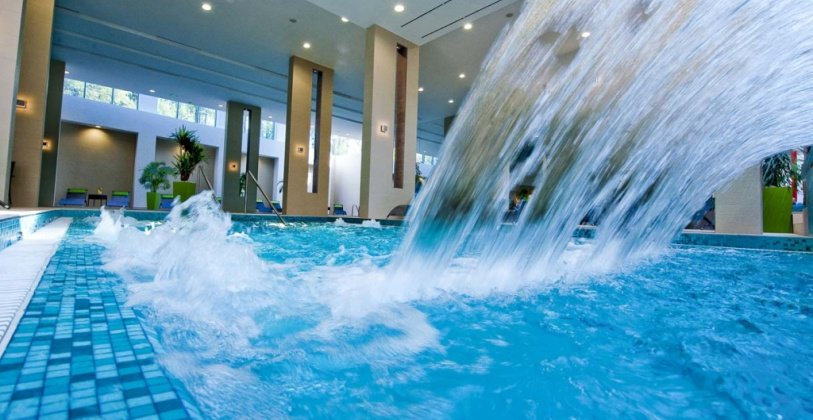 Abacus Business & Wellness Hotel**** - Herceghalom