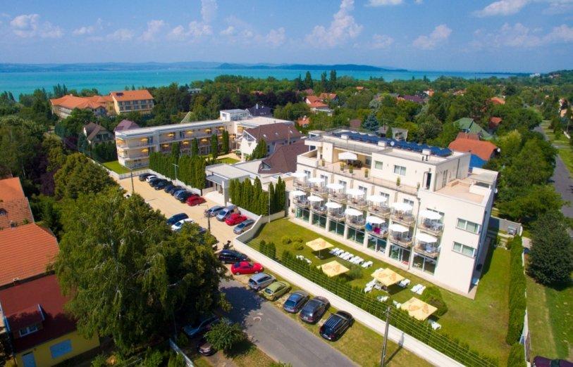 Két Korona Konferencia és Wellness Hotel - Balatonszárszó