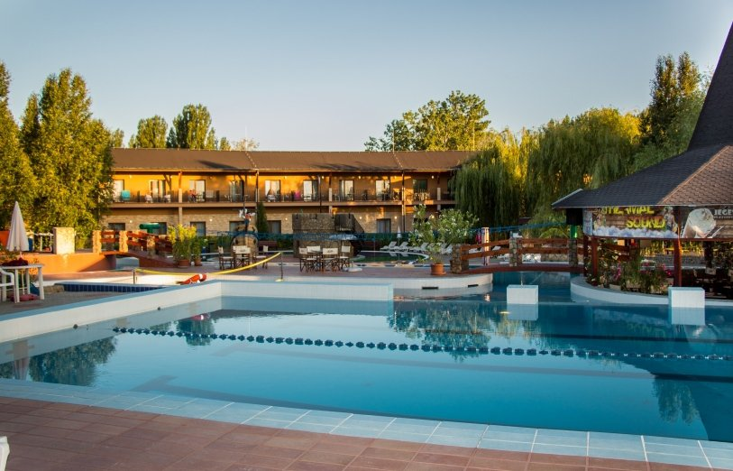 Hotel Termálkristály Aqualand - Ráckeve