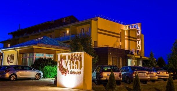 Hotel Vital - Téli csobbanás Zalakaroson