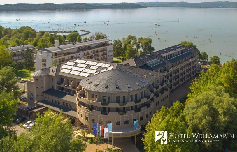 Hotel Wellamarin - Zamárdi