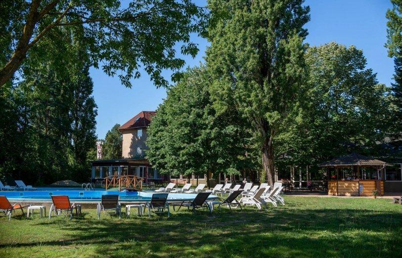 Wellness Hotel Szindbád - Balatonszemes