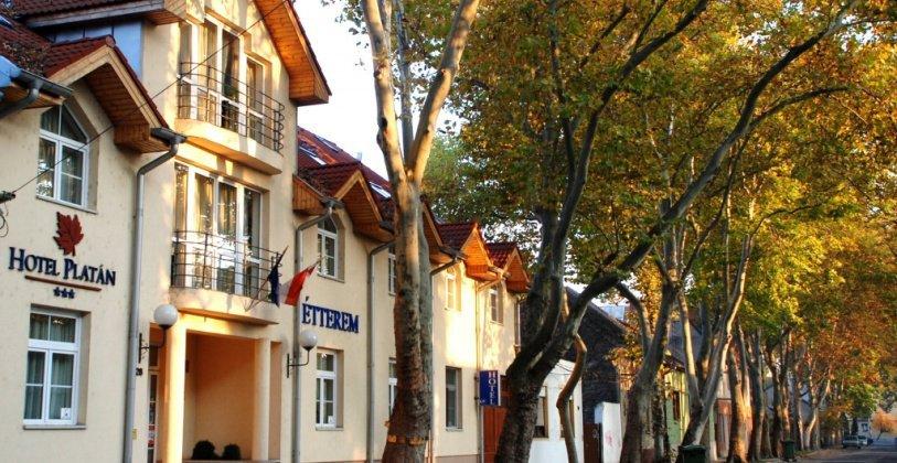 Hotel Platán - Székesfehérvár