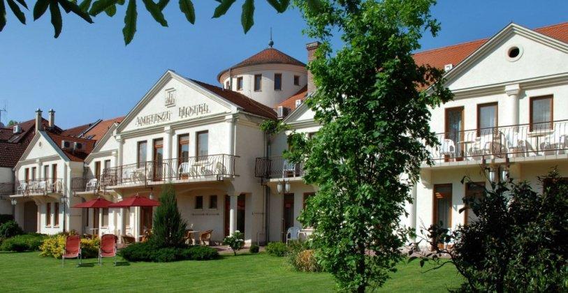 Ametiszt Hotel*** - Harkány