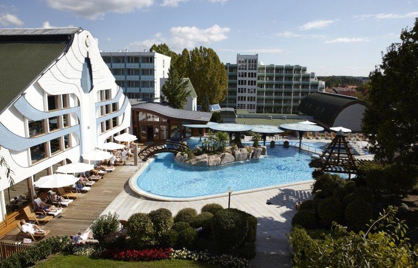 NaturMed Hotel Carbona**** - Hévíz