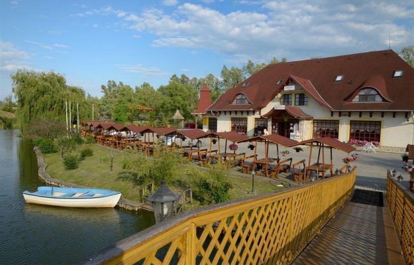 Fűzfa Hotel és Pihenőpark - Poroszló