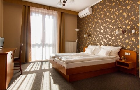 Standard kétágyas szoba 2 fő részére