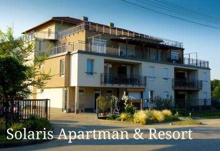Solaris Apatman & Resort